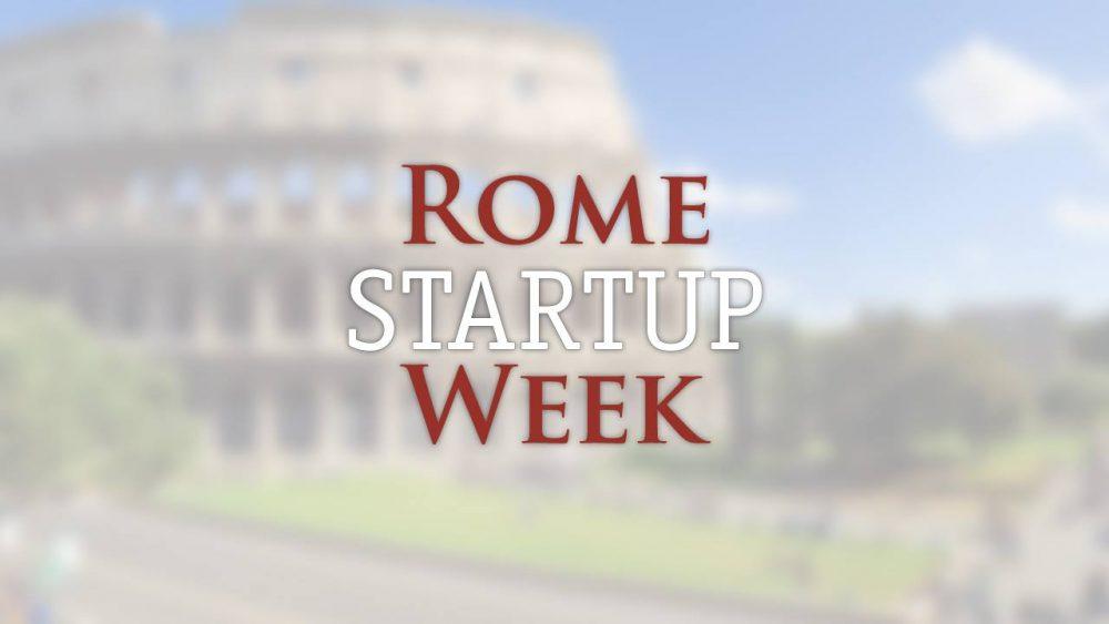 rome startup week ernesto