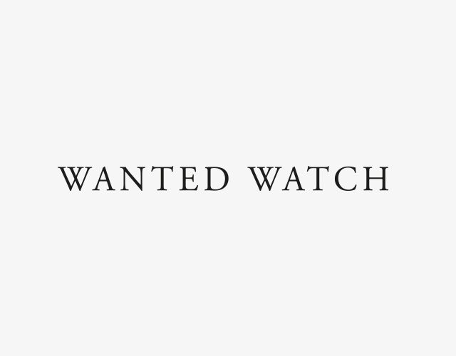 Wanted Watch portfolio