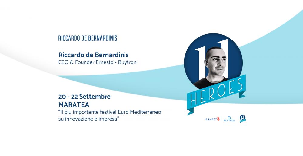 Riccardo de Bernardinis heroes