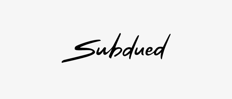 subdued influencer marketing