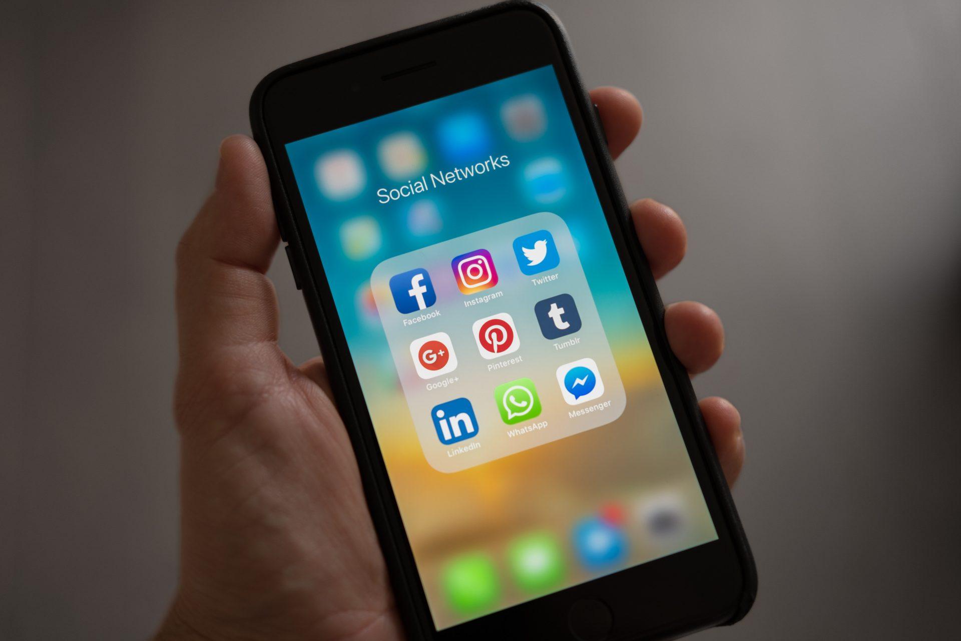 Figura social media