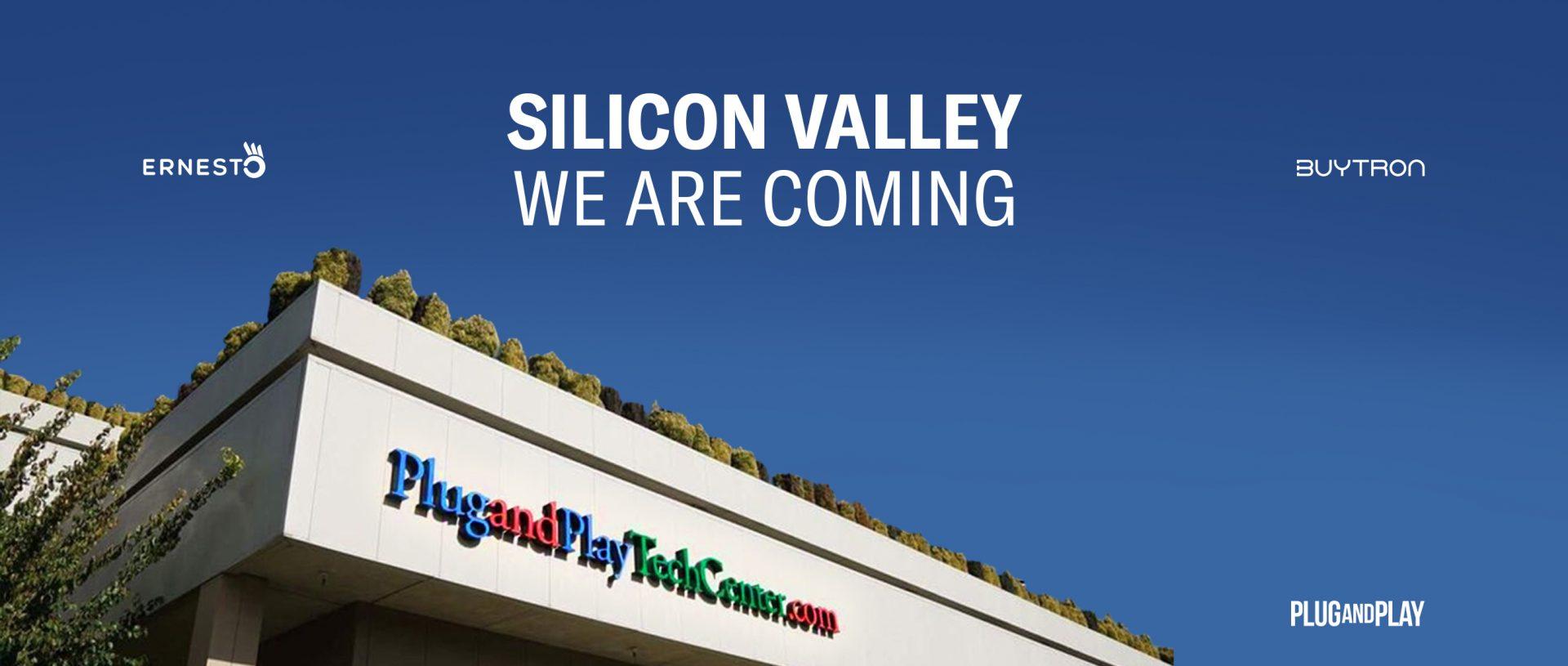 Buytron al Plug and Play in Silicon Valley
