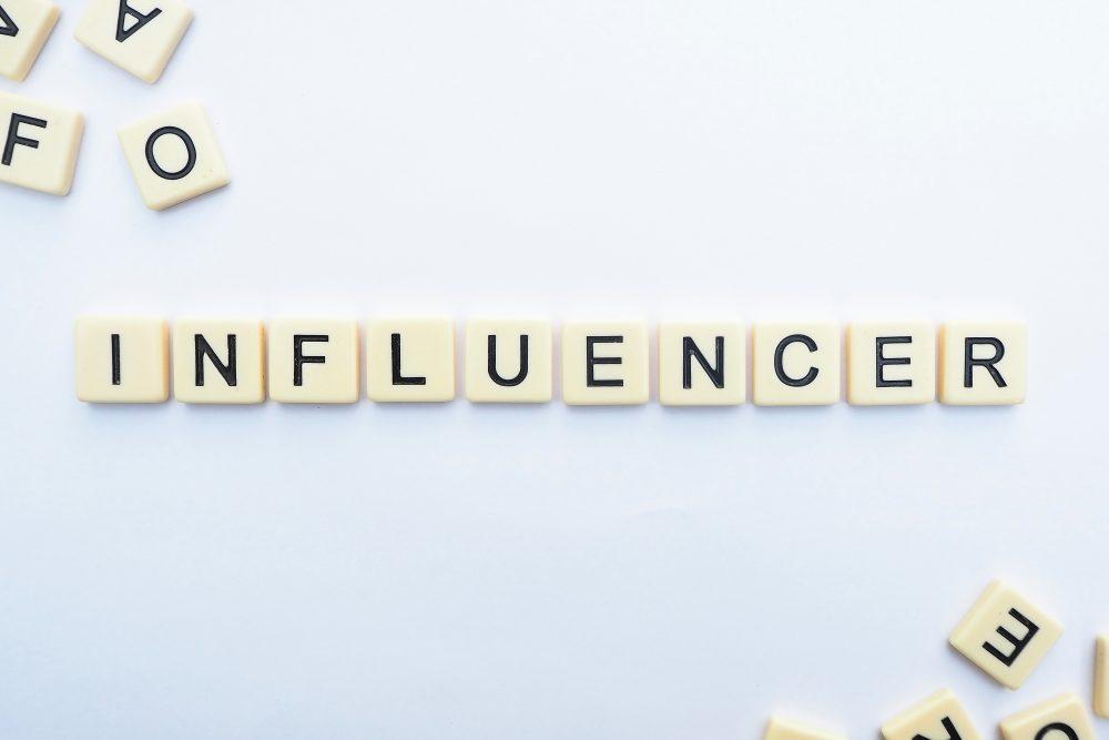 influcencer logo