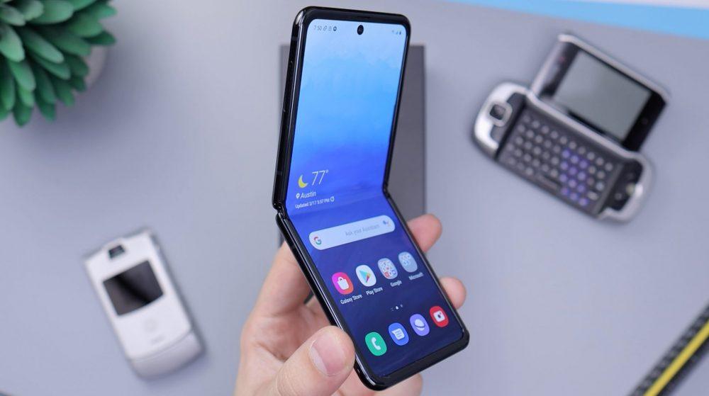 smartphone pieghevoli samsung galaxy fold