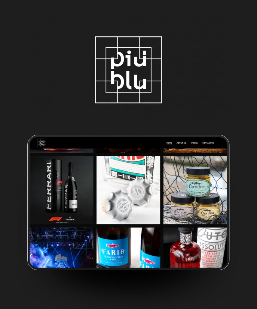 Più Blu Cover Buytron